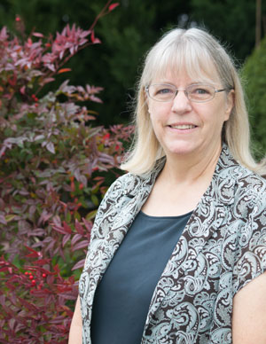 Photo of Donna Clifford, Leader of the childrens' ministry team at Grants Pass Seventh-Day Adventist Church.